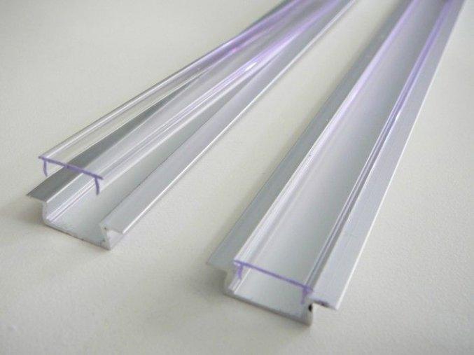 LED profil V4 mini - vestavný