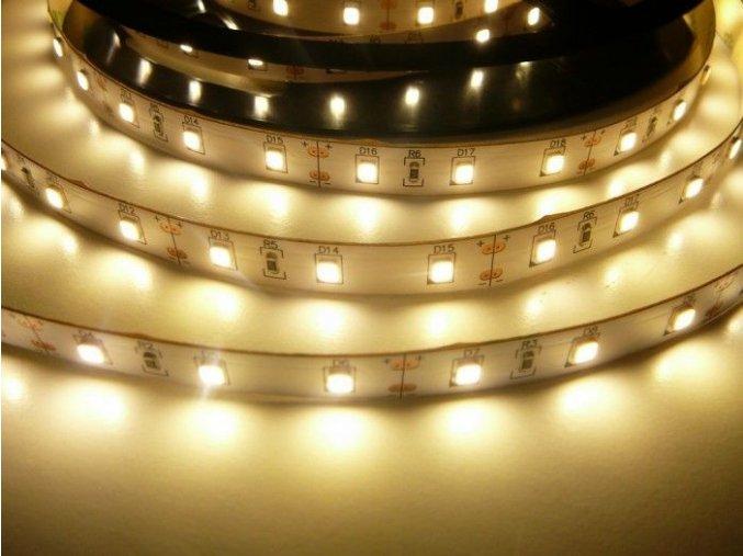 LED pásek 12V 12W/m SB3-300, IP20, 1m