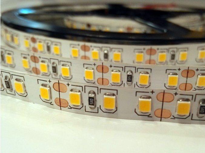 LED pásek 12V 20W/m 20SMD600, IP20, 1m