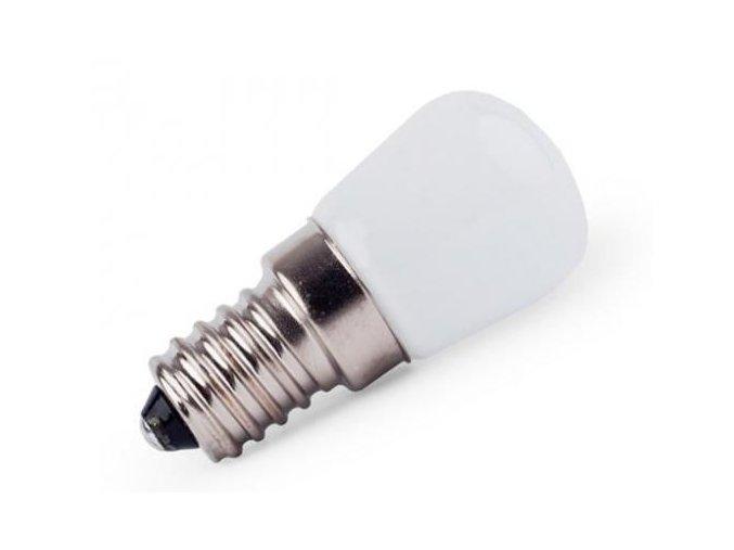 LED žárovka, E14, 2W, 230V, 200 lm, 240°