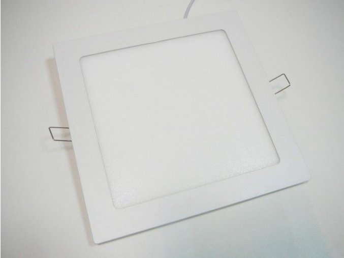 LED panel SN18, 18W čtverec bílý, 1350 lm