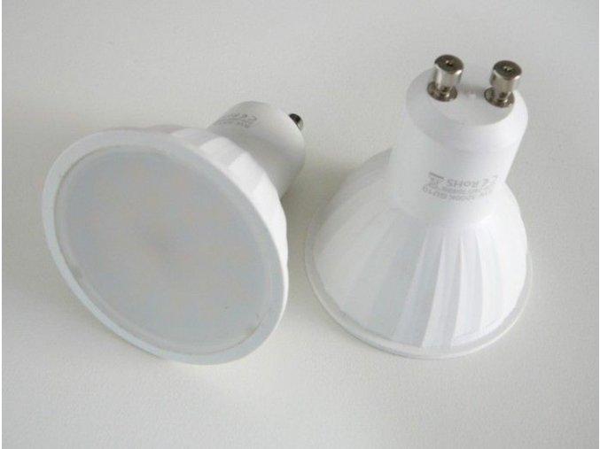 LED žárovka Lumenmax, GU10, 5W, 230V, 330 lm, 100°