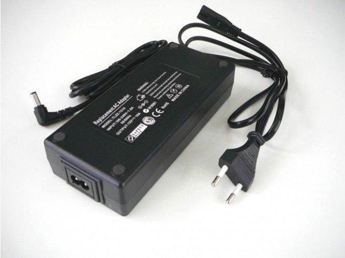 LED zdroj 12V 120W zásuvkový