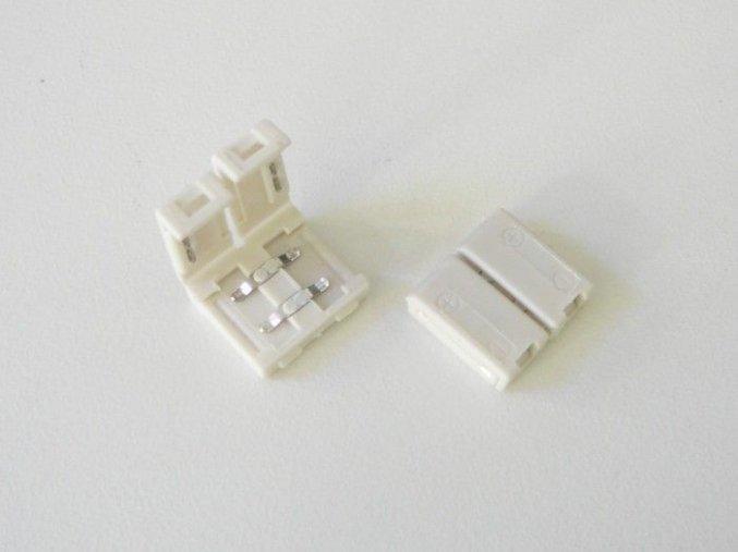 Spojka přímá click pro jednobarevný LED pásek