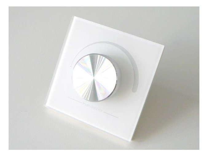 LED ovladač stmívač DIM1-5 nástěnný
