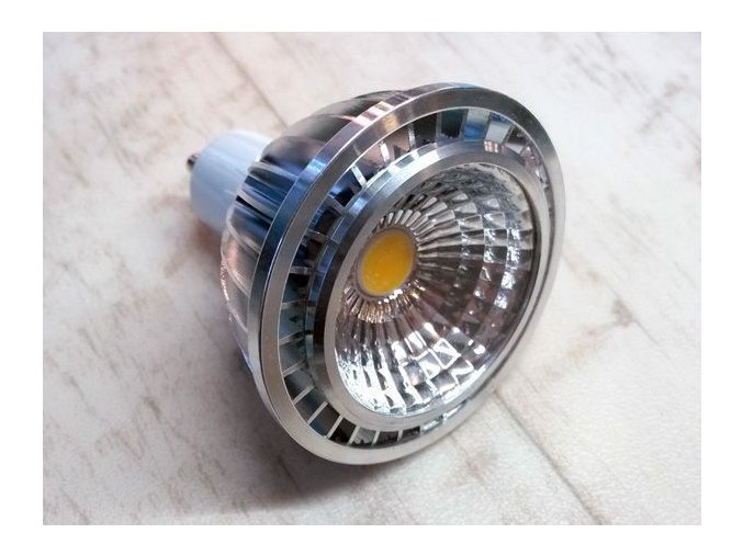 LED PAR 20, GU10, 4W - STMÍVATELNA