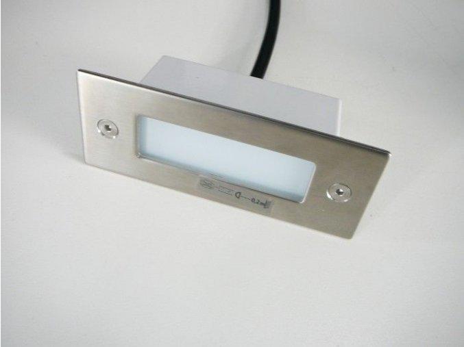 LED Vestavné svítidlo TAXI LED12PR obdélník