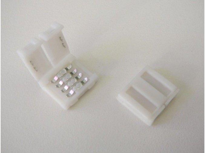 Click spojka přímá pro RGB LED pásek