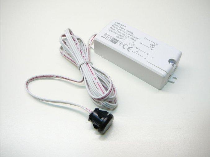 Spínač ISM 230V bezdotykový pro LED - mávnutím