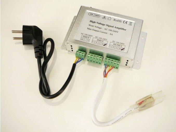 Zesilovač RGB signálu A440