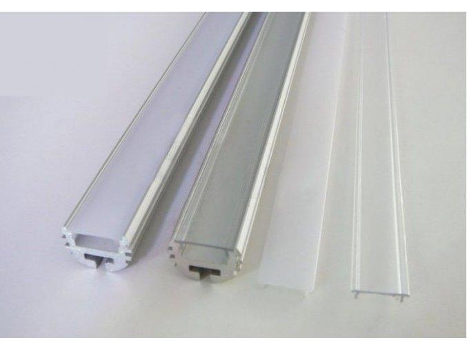 LED profil K - kruhový