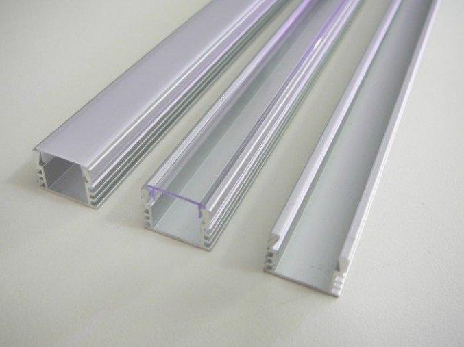 LED profil N7 – mikro vysoký