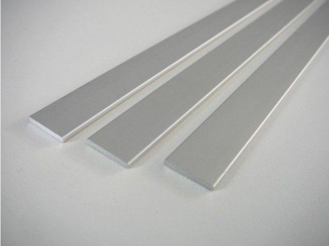 LED profil plochý ELOX