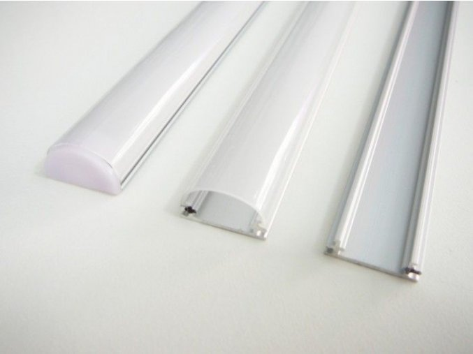 LED profil TUBE nástěnný