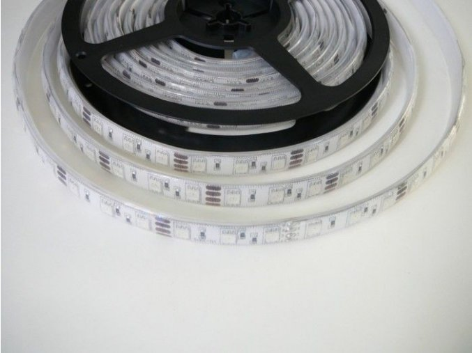 RGB LED pásek TW2-300SMD vodotěsný, IP68, 1m