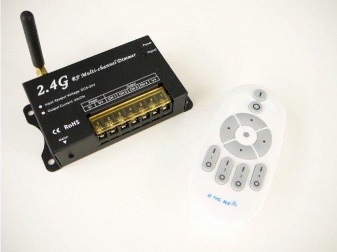 RF16A multi 4 ovladač pro LED (sada)
