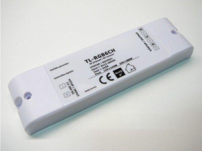 LED přijímač RGB6CH