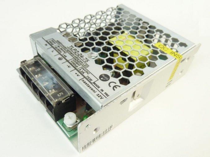 LED zdroj 24V 75W vnitřní