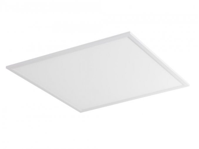 LED panel 40W čtverec E6060, 595x595mm, 3400 lm