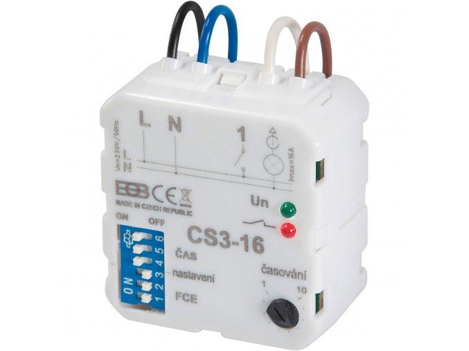 Zpožďovač / Multifunkční rele cs3-16