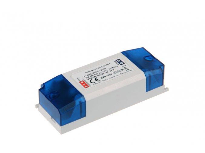 LED zdroj PLCS 12V 24W vnitřní