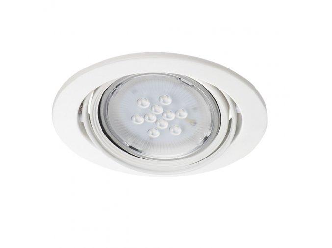 Podhledové svítidlo AR111 ARTO 1O-W bílé