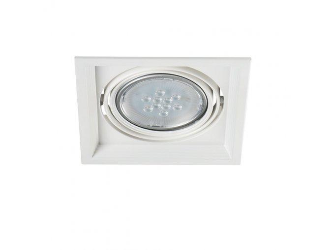 Podhledové svítidlo AR111 ARTO 1L-W bílé