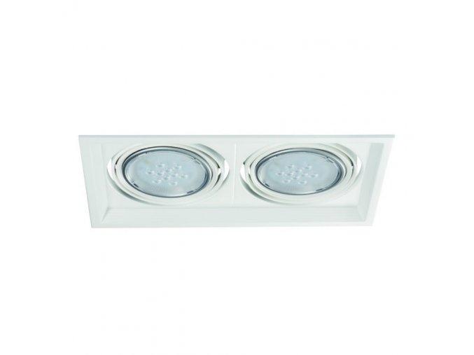 Podhledové svítidlo AR111 ARTO 2L-W bílé