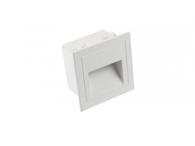 LED vestavné svítidlo LOPEN-W, IP65, 230V, 3W