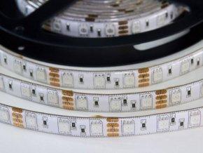 RGB LED pásek W300SMD voděodolný, IP65, 1m