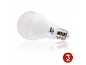 Tesla - LED žárovka BULB E27, 15W, 230V, 1521lm, 25 000h, 2700K teplá bílá, 180°