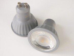 LED žárovka GU10, EV 7,5W stmívatelná - 60°