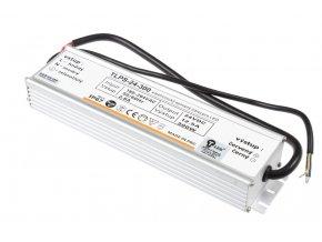 LED zdroj 24V 300W IP67 slim