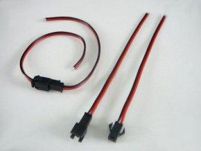 Spojovací sada s konektorem pro jednobarevné LED pásky