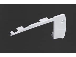KLUS (Alumia) záslepka PVC STEP-R