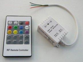 LED ovladač RGB-RF4-20B