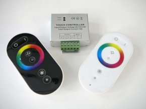 LED ovladač RGB-RF8-RING