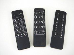 LED ovladač stmívač DIM1-5 pro 4, 5 nebo 10 kanálů