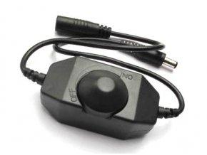 LED ovladač stmívač M1, 2A