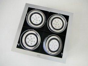 LED svítidlo AR111-4Q