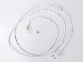 Napájecí kabel pro LED pásek na 230V