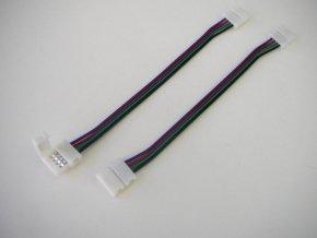 Click spojka s kabelem pro RGB LED pásky