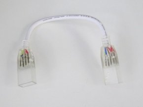 Spojka LED RGB pásku na 230V