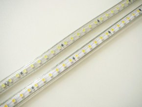 LED pásek 230V V3-120 IP67 7W/m, 1m