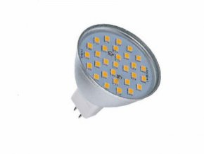 LED žárovka MR16, 5W, 120°