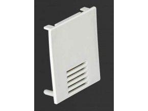 KLUS (Alumia) záslepka PVC IKON