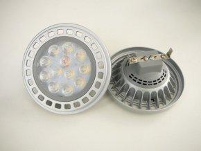 LED žárovka AR111, G53, 12W