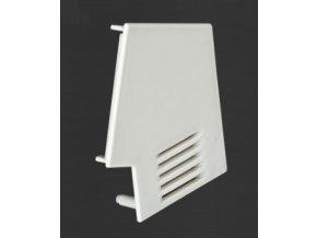 KLUS (Alumia) záslepka PVC IMET