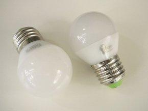 LED žárovka LU5W, E27, 5W, 230V, 390 lm, 260°
