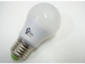 LED žárovka SA6W, E27, 6W, 230V, 490 lm, 260°
